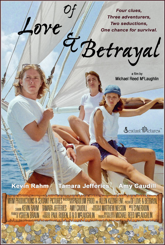 Watch trailers and learn more about Michael R.R.  McLaughlin's film Of Love & Betrayal.